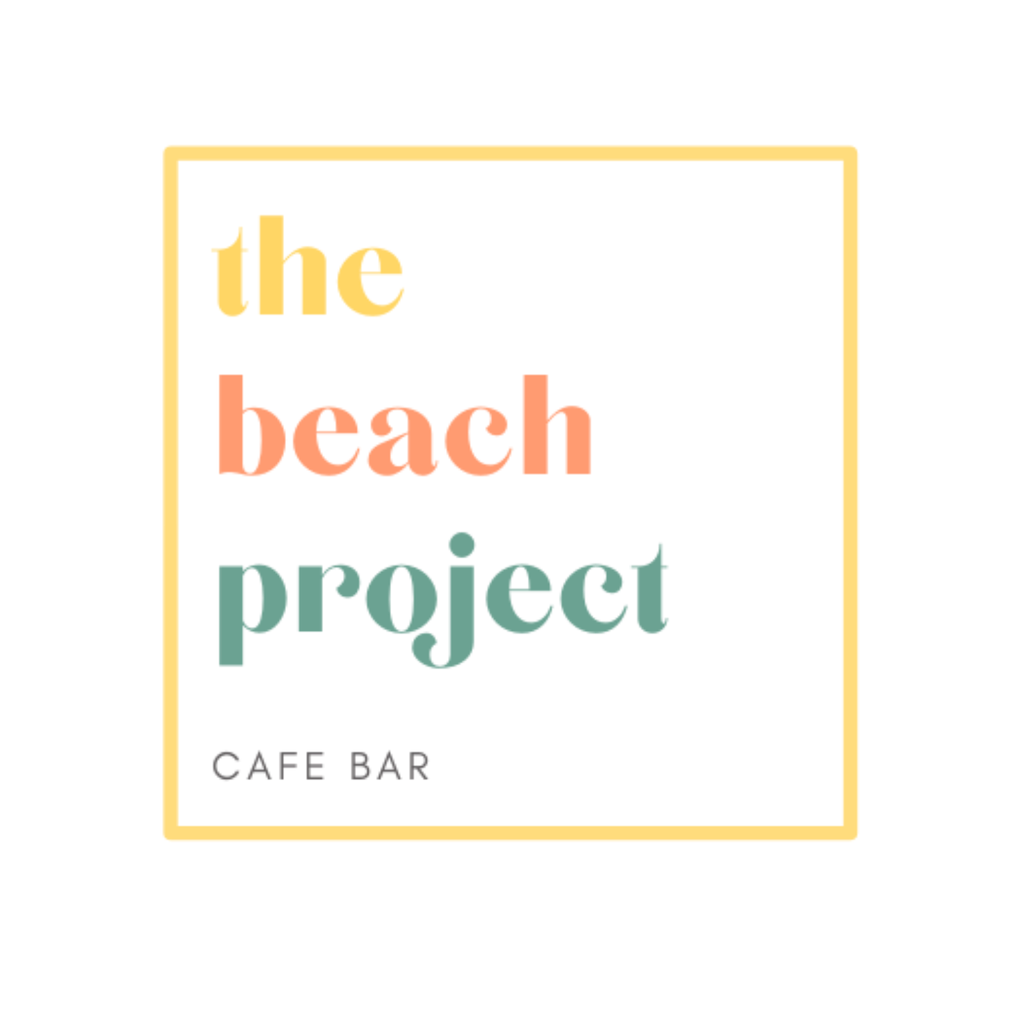 The Beach Project Logo